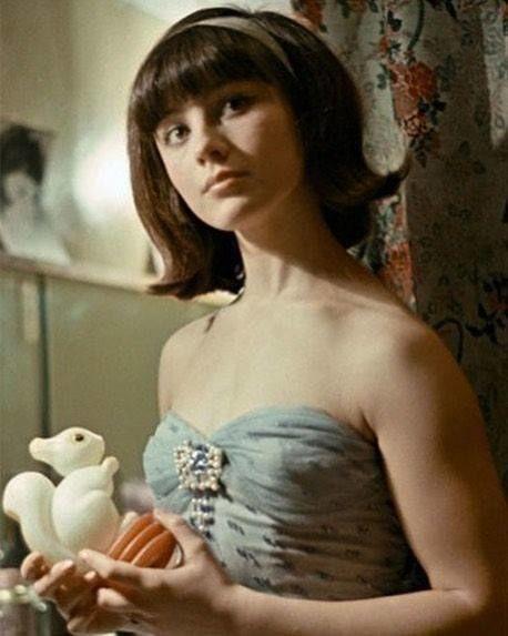 Наталья Варлей в юности  Какой ваш любимый фильм с этой актрисой