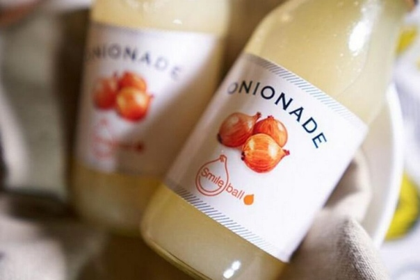Луконад - новый японский напиток