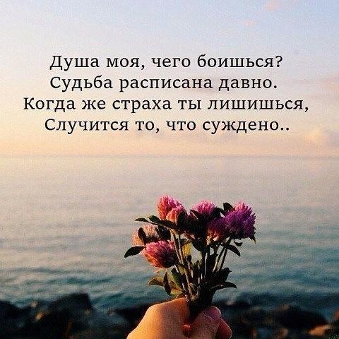 Не человек выбираeт судьбу, а судьба  человека.