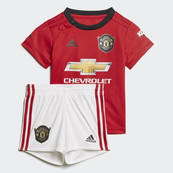 Комплект: футболка и шорты Манчестер Юнайтед Home Mini