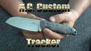N.C.CUSTOM TRACKER. Компактный, мощный, удобный. Зайдет в походную кухню.