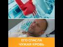Благодаря службе крови НИИ Склифосовского спасли москвича с сильными ожогами - УтроМ24