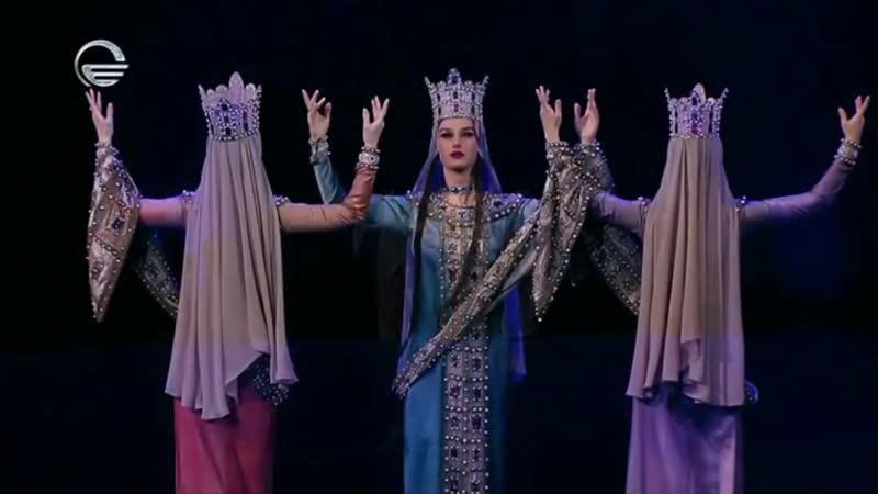 """✔ ,,სუხიშვილები"""" - ,,სამაია"""" Georgian National Ballet Sukhishvili - Samaia, 25.12.2017"""