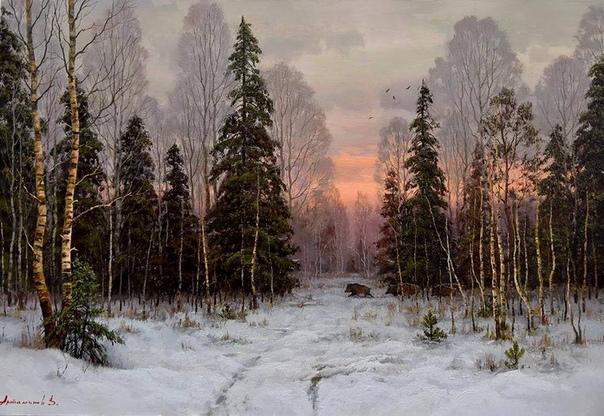 ДЕРЕВЕНСКОЕ ОТ ВАЛЕРИЯ АРТАМОНОВА Валерий Артамонов - нижегородский художник, родился в Крыму в 1963г . Закончил Феодосийскую художественную школу им. Айвазовского, а в 1992 году Красноярский