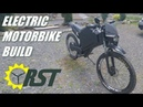 Building An Electric Motorbike...Out Of Plywood Plans Available