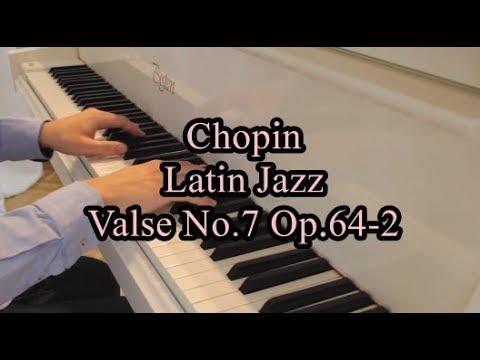 Chopin Latin Jazz Valse No 7 Op 64 2 Makoto Ozone Ver 小曽根真