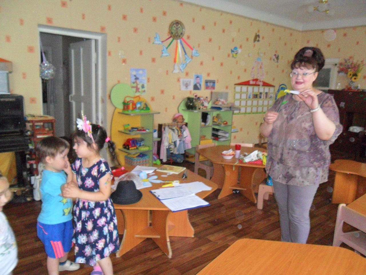 отдел искусств, Донецкая республиканская библиотека для детей, лето в библиотеке, привет библиоЛЕТО