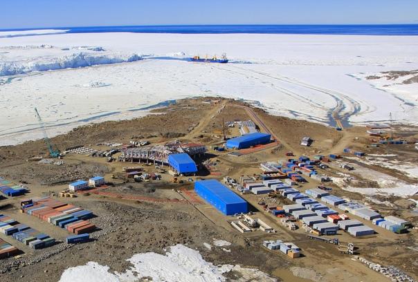 В Антарктиде поставлен новый температурный рекорд