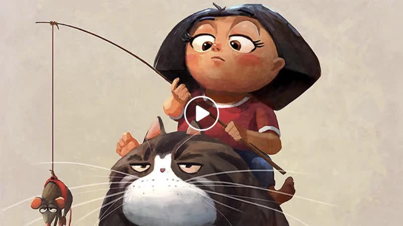 Горо Фудзита, художник по визуальному развитию компании Dreamworks Animation, рассказывает о своем художественном процессе и о т