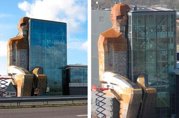 В городке Лейден неподалеку от Амстердама находится Corpus единственный в мире музей человеческого тела Его посетители путешествуют внутри гигантского 35-метрового (или 7-этажного) человека. И