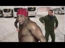 Рикардо Милос вместе с секретным отрядом ПАНЦУШОТеров устроил Армейский Флекс