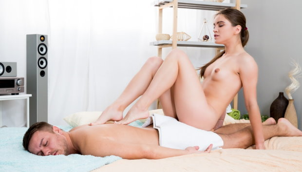 21Sextury - Tantric Foot Massage