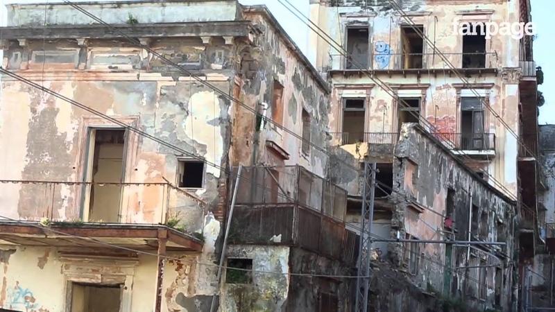 I tesori dei Borbone in rovina ville e palazzi dimenticati
