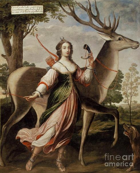 ГЕРЦОГИНЯ ДЕ ШЕВРЕЗ. ПРЕКРАСНАЯ ИНТРИГАНТКА. (1600--1679) Мария де Шеврёз была знаменитой фигурой при дворе Людовика XIII и Людовика XIV, участвовала во всех дворцовых интригах. Мы ее знаем