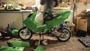 Yamaha Aerox Projekt