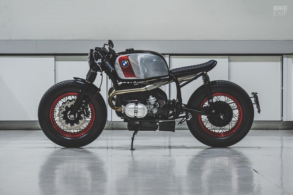 Bolt Motor Co.: кастом BMW R100RT