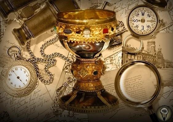 В поисках Святого Грааля