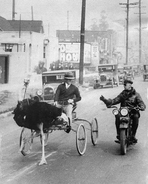 Лос-Анджелес (около 1930 года