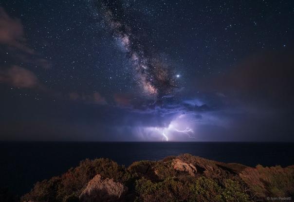 Электрическая Ночь Фото: Ivan Pedretti