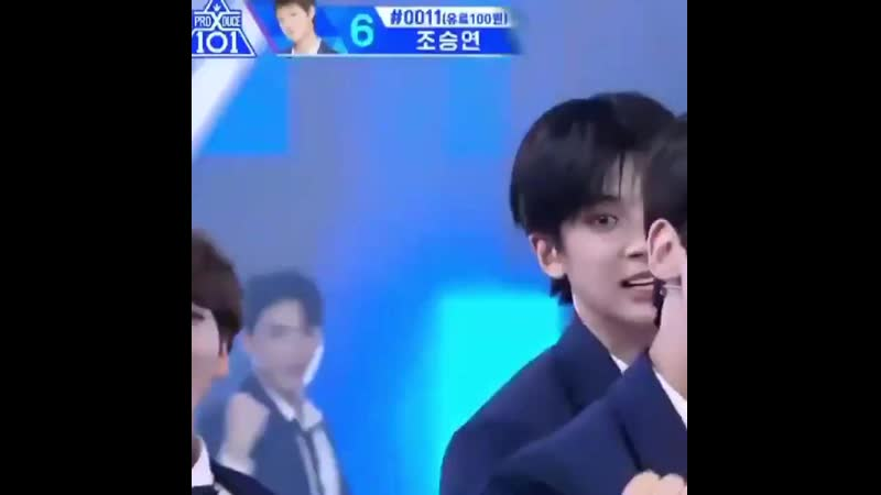 💌 → mnet didn't focus on our ending fairy kim munkyu so he said fuck i'll do it myself