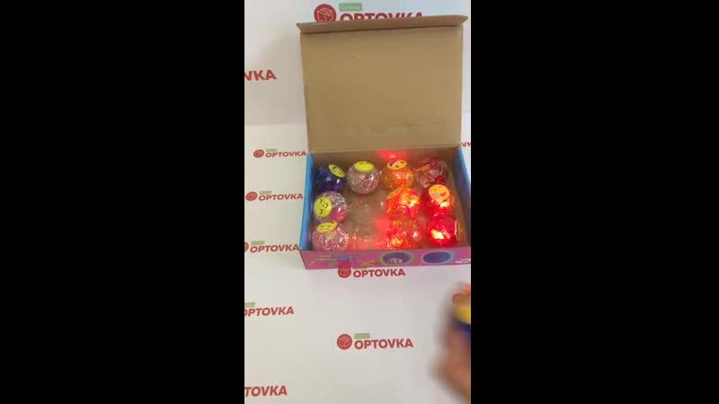 Светящиеся мячики попрыгунчики оптом