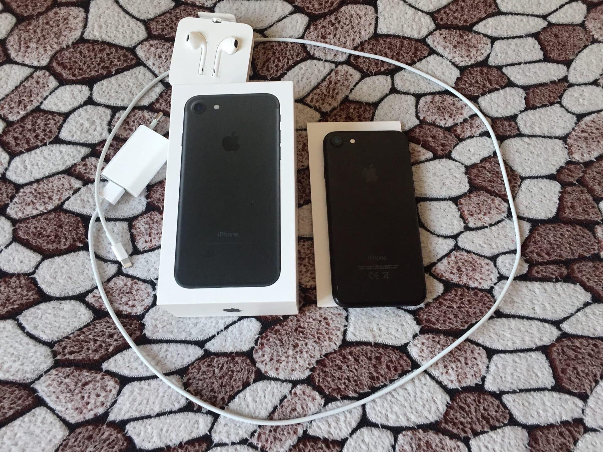 Купить iPhone 7 128gb! Куплен 10.08.2019. Чек   Объявления Орска и Новотроицка №2355