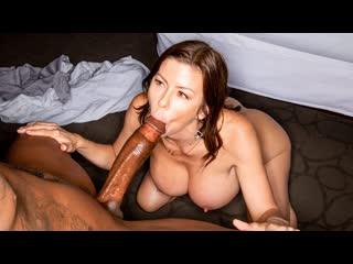 Alexis fawx straight to the point (milf, big tits, hardcore, ir, big cock, blowjob, brunette)