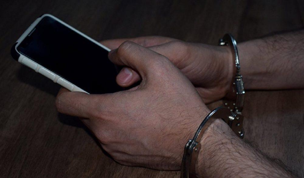 В Таганроге 32-летний мужчина избил таганрожца, выкрал дорогостоящий мобильник и убежал