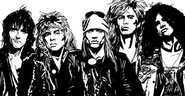 Guns N Roses - Since I Dont Have You C тех пор, как ты не со мной - песня, написанная Джеки Тейлором, Джеймсом Бомоном, Джанет Фогель, Джозефом Роком, Джо Вершареном, Ленни Мартином и Уолли