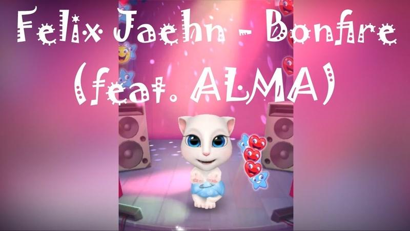 Felix Jaehn - Bonfire (feat. ALMA) | KITTY DANCE |