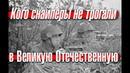 Неписаные правила стрелков кого снайперы не трогали в Великую Отечественную