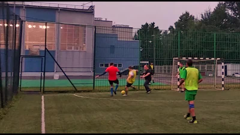 Футбол.Победа 19.08.19