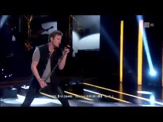 """Под настроение. - Шоу """"Голос"""" Норвегия. - Кнут Мариус с песней """"Феникс"""". — """"The Voice"""" Norway 2013. -  Knut Marius Djupvik: """"Pho"""