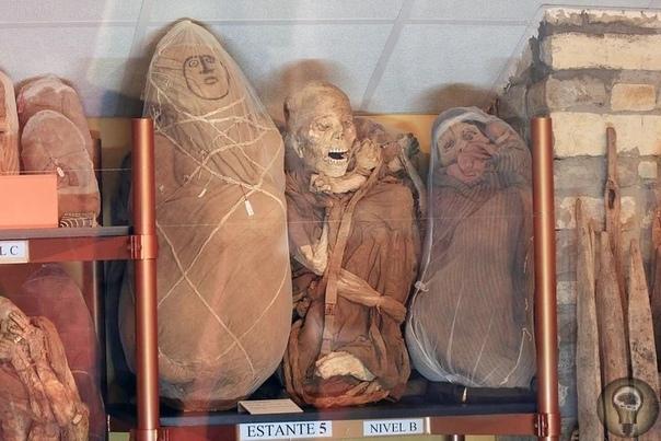 Горные саркофаги с масками - что осталось от индейцев Чачапойя