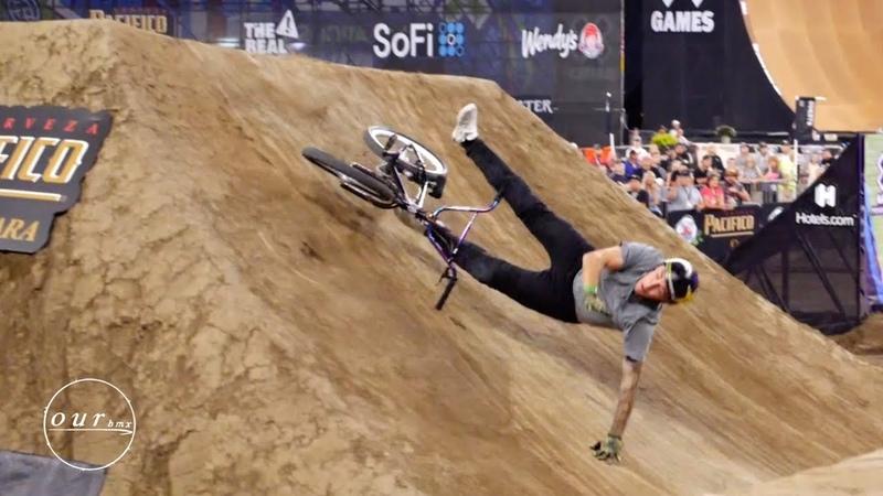 WILD BMX DIRT FINALS! X GAMES 2019 insidebmx