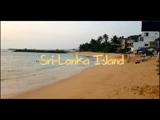 Sri-Lanka Island Paradise Ocean ♡ Шри-Ланка Рай на Земле 🐚🌴