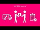 Ведение складского учета в программном обеспечении UNIVERSE