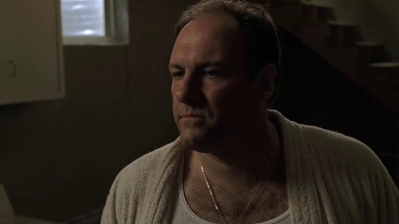 The Sopranos (Клан Сопрано) | Тони ставит Пусси на место