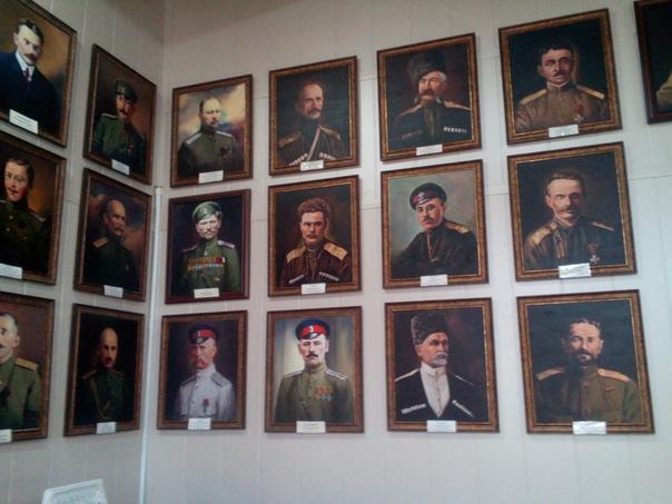 Музей ст.Еланская.