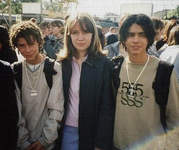 Тимати и Децл, сегодня его день рождения  , 1999 год