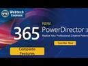 Cyberlink powerdirector 365 coupon code, 20 Discount
