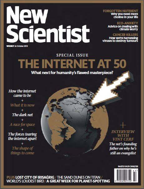 New Scientist - 26 October 2019