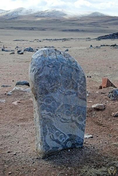 Оленный камень: загадка Бронзового века