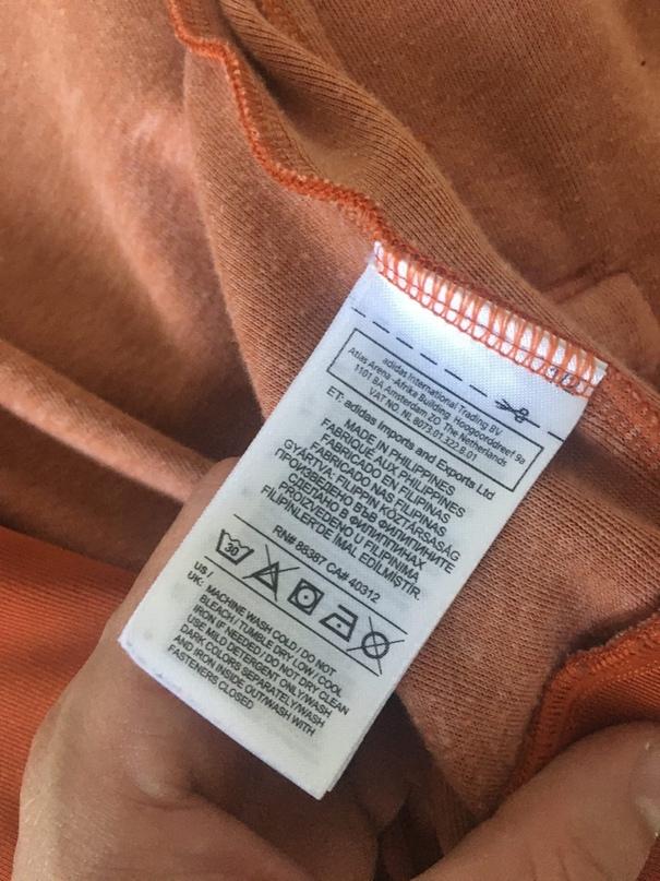 Купить ориг олимпийку adidas  Размер S, | Объявления Орска и Новотроицка №5576