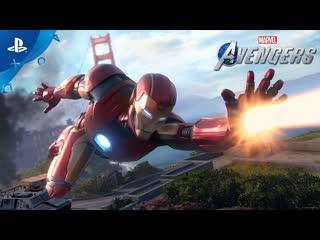 Мстители marvel | обзор игры | ps4