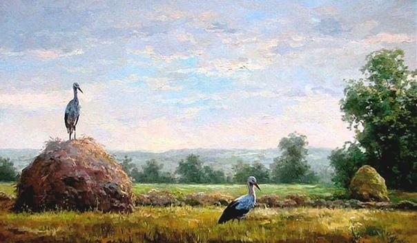 Игорь Ропяник  известный украинский художник