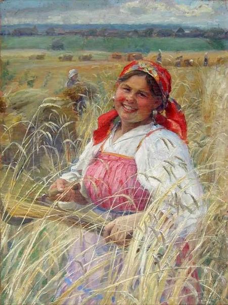 Заслуженый деятель искусств, народный художник, Федот Васильевич Сычков, родился в простой деревенской семье в 1870 году Его малая Родина - село Кочелаево (тогда Пензенская губерния). Настолько