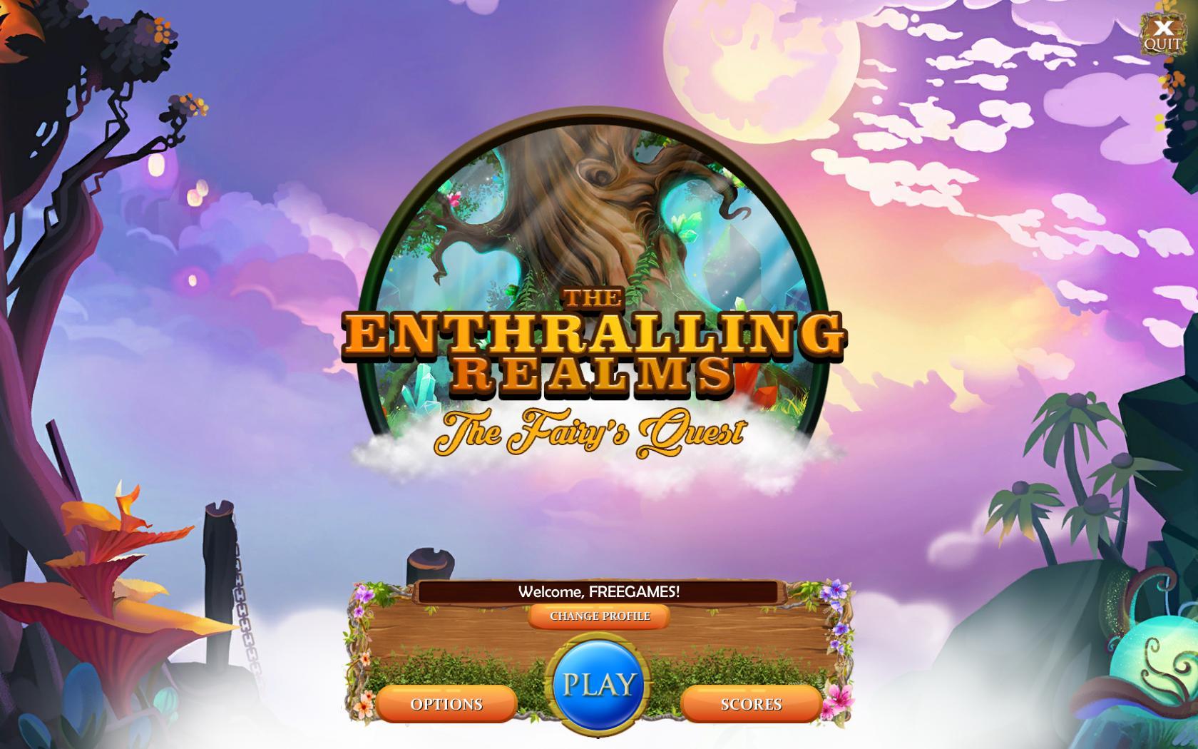 Захваченные Королевства 5: Квест Феи | The Enthralling Realms 5. The Fairy's Quest (En)