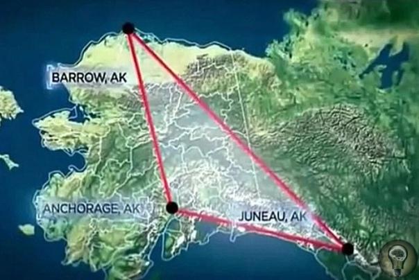 Как связаны странные исчезновения с пирамидами под Аляской Аляскинский треугольник не дает покоя светилам современной науки. Количество исчезновений превышает 16 тысяч человек, не считая