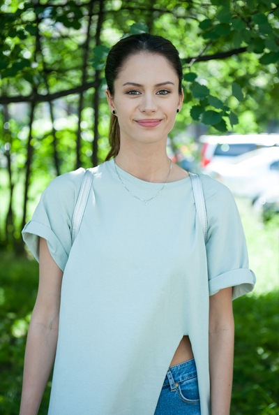 Даша Канаева, Санкт-Петербург